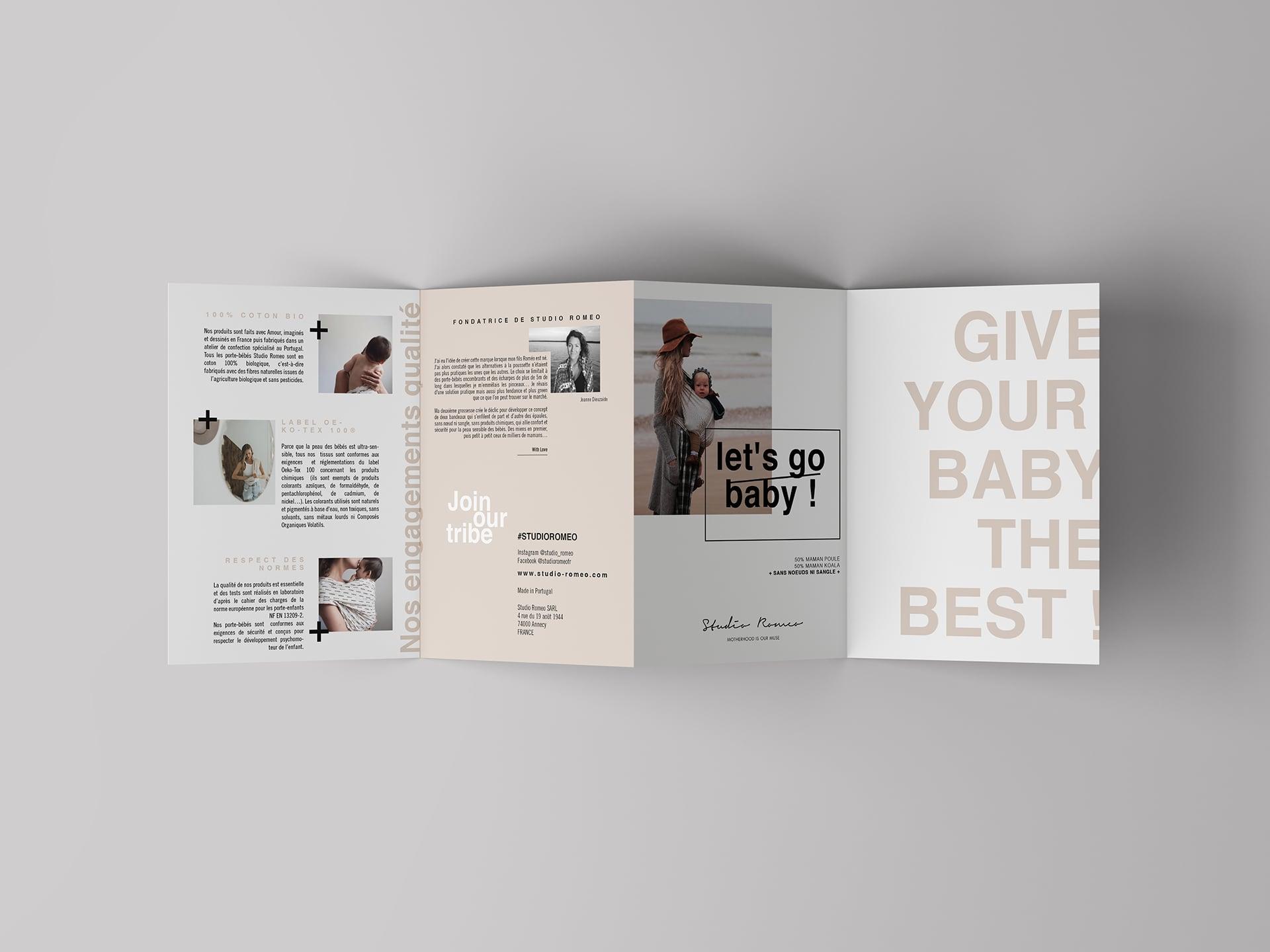 Brochure_4 volets_Studio_Romeo